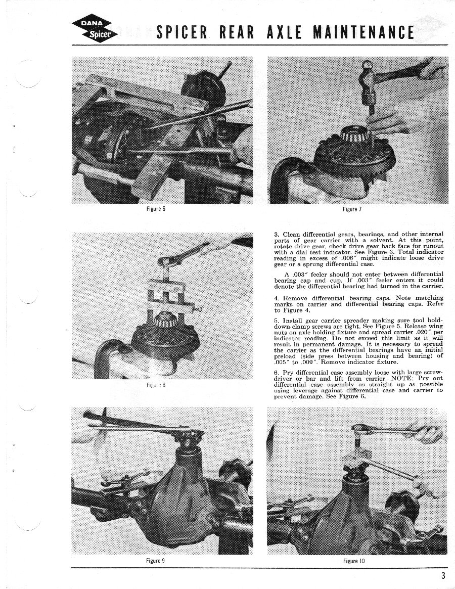 Axle and Differential Page 3